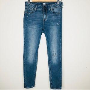 Old navy skinny rockstar jeans